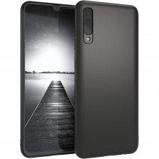 Samsung galaxy A70 Cover Liquid Silicone Black