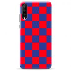"Samsung Galaxy A70 silicone phone case with unique design 1.0 mm ""u-case Airskin Pattern 4 design"""