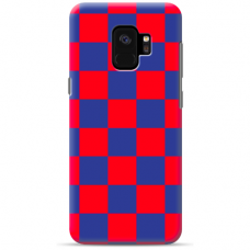 "Samsung Galaxy a8 2018 silicone phone case with unique design 1.0 mm ""u-case Airskin Pattern 4 design"""