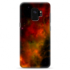 "Samsung Galaxy a8 2018 silicone phone case with unique design 1.0 mm ""u-case Airskin Space 1 design"""