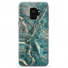 "Samsung Galaxy j6 2018 silicone phone case with unique design 1.0 mm ""u-case Airskin Marble 1 design"""