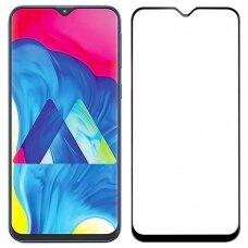 Samsung galaxy M10 Tempered glass screen protector 5D CF Full Glue black edge