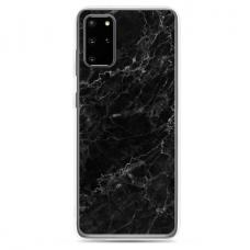 "Samsung Galaxy Note 10 Lite Unique Silicone Case 1.0 mm ""u-case Airskin Marble 4 design"""