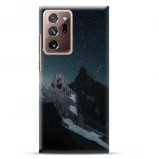 "Samsung Galaxy Note 20 ultra Unique Silicone Case 1.0 mm ""u-case Airskin Mountains 1 design"""