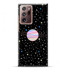 "Samsung Galaxy Note 20 ultra Unique Silicone Case 1.0 mm ""u-case Airskin Planet design"""