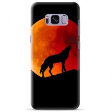 "Samsung Galaxy note 8 silicone phone case with unique design 1.0 mm ""u-case Airskin Nature 3 design"""