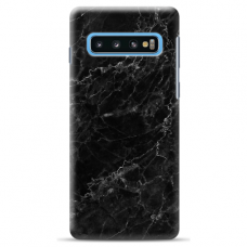 "Samsung Galaxy S10 Plus Unique Silicone Case 1.0 mm ""u-case Airskin Marble 4 design"""