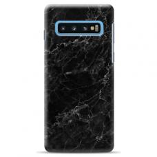 "Samsung Galaxy S10 silicone phone case with unique design 1.0 mm ""u-case Airskin Marble 4 design"""