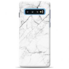 "Samsung Galaxy S10 silicone phone case with unique design 1.0 mm ""u-case Airskin Marble 6 design"""