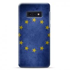 "Samsung Galaxy S10e Unique Silicone Case 1.0 mm ""u-case Airskin EU design"""