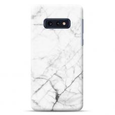 "Samsung Galaxy S10e silicone phone case with unique design 1.0 mm ""u-case Airskin Marble 6 design"""