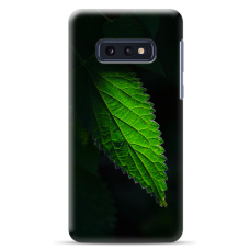 """Samsung Galaxy S10e Unique Silicone Case 1.0 mm """"u-case Airskin Nature 1 design"""""""