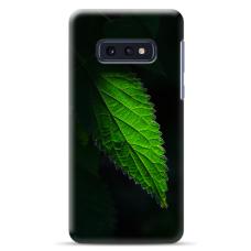 "Samsung Galaxy S10e silicone phone case with unique design 1.0 mm ""u-case Airskin Nature 1 design"""