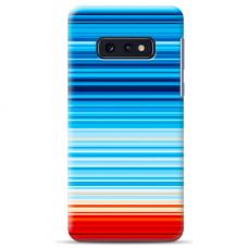 """Samsung Galaxy S10e Unique Silicone Case 1.0 mm """"u-case Airskin Pattern 2 design"""""""