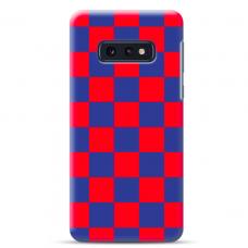 "Samsung Galaxy S10e silicone phone case with unique design 1.0 mm ""u-case Airskin Pattern 4 design"""