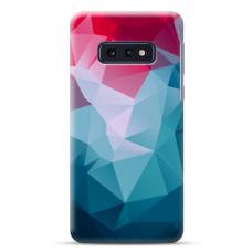 "Samsung Galaxy S10e silicone phone case with unique design 1.0 mm ""u-case Airskin Pattern 8 design"""