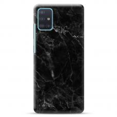 "Samsung Galaxy S20 FE Unique Silicone Case 1.0 mm ""u-case Airskin Marble 4 design"""