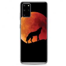 "Samsung Galaxy S20 silicone phone case with unique design 1.0 mm ""u-case Airskin Nature 3 design"""