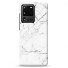 "Samsung Galaxy S20 ultra silicone phone case with unique design 1.0 mm ""u-case Airskin Marble 6 design"""
