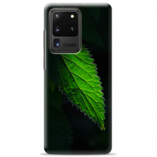 "Samsung Galaxy S20 ultra silikona tālruņa vāciņš ar unikālu dizainu 1,0 mm ""u-case Airskin Nature 1 design"""