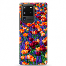 "Samsung Galaxy S20 ultra silikona tālruņa vāciņš ar unikālu dizainu 1,0 mm ""u-case Airskin Nature 2 design"""