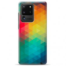 "Samsung Galaxy S20 ultra silikona tālruņa vāciņš ar unikālu dizainu 1,0 mm ""u-case airskin Pattern 4 design"""