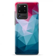"Samsung Galaxy S20 ultra silikona tālruņa vāciņš ar unikālu dizainu 1,0 mm ""u-case Airskin Pattern 8 design"""