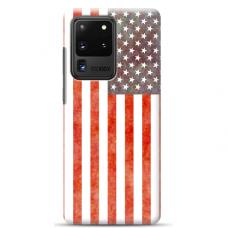 "Samsung Galaxy S20 ultra silikona tālruņa vāciņš ar unikālu dizainu 1,0 mm ""u-case Airskin USA design"""