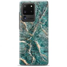 "Samsung Galaxy S20 ultra silikona tālruņa vāciņš ar unikālu dizainu 1,0 mm ""u-case airskin Marble 1 design"""