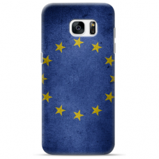 "Samsung Galaxy S6 edge TPU case with unique design 1.0 mm ""u-case Airskin EU design"""