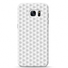 "Samsung Galaxy S6 TPU case with unique design 1.0 mm ""u-case Airskin Pattern 5 design"""