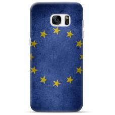 "Samsung Galaxy S7 Edge silicone phone case with unique design 1.0 mm ""u-case Airskin EU design"""