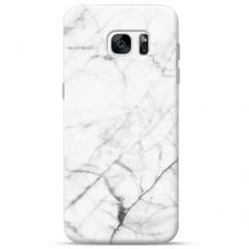 "Samsung Galaxy S7 edge silicone phone case with unique design 1.0 mm ""u-case Airskin Marble 6 design"""