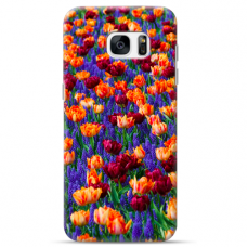 "Samsung Galaxy S7 Edge silicone phone case with unique design 1.0 mm ""u-case Airskin Nature 2 design"""