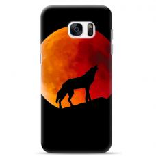 "Samsung Galaxy S7 Edge silicone phone case with unique design 1.0 mm ""u-case Airskin Nature 3 design"""