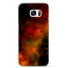 "Samsung Galaxy S7 Edge silicone phone case with unique design 1.0 mm ""u-case Airskin Space 1 design"""