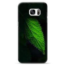 "Samsung Galaxy S7 Unique Silicone Case 1.0 mm ""u-case Airskin Nature 1 design"""