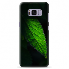 "Samsung Galaxy S8 plus silicone phone case with unique design 1.0 mm ""u-case Airskin Nature 1 design"""