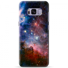 "Samsung Galaxy S8 plus silicone phone case with unique design 1.0 mm ""u-case Airskin Space 2 design"""