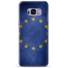 "Samsung Galaxy S8 Unique Silicone Case 1.0 mm ""u-case Airskin EU design"""