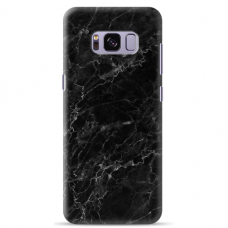 "Samsung Galaxy S8 silicone phone case with unique design 1.0 mm ""u-case Airskin Marble 4 design"""