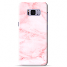 "Samsung Galaxy S8 silicone phone case with unique design 1.0 mm ""u-case Airskin Marble 5 design"""