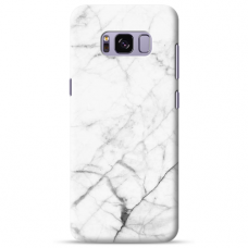 "Samsung Galaxy S8 silicone phone case with unique design 1.0 mm ""u-case Airskin Marble 6 design"""