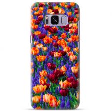 "Samsung Galaxy S8 Unique Silicone Case 1.0 mm ""u-case Airskin Nature 2 design"""