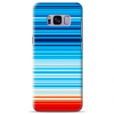 "Samsung Galaxy S8 Unique Silicone Case 1.0 mm ""u-case Airskin Pattern 2 design"""