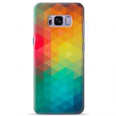 "Samsung Galaxy S8 Unique Silicone Case 1.0 mm ""u-case Airskin Pattern 3 design"""