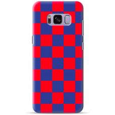"Samsung Galaxy S8 Unique Silicone Case 1.0 mm ""u-case Airskin Pattern 4 design"""