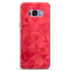 "Samsung Galaxy S8 Unique Silicone Case 1.0 mm ""u-case Airskin Pattern 6 design"""
