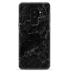 "Samsung Galaxy S9 plus silicone phone case with unique design 1.0 mm ""u-case Airskin Marble 4 design"""