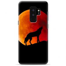 "Samsung Galaxy S9 plus silicone phone case with unique design 1.0 mm ""u-case Airskin Nature 3 design"""